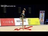 Daria Sergaeva Gala 2017 Grand Prix Brno