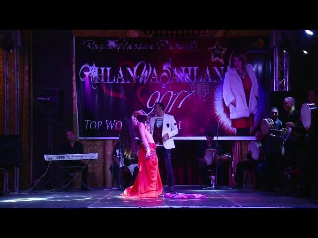 FI YOUM WA LEILA - Ekaterina Goncharenko WINNER ORIENTAL PROFESSIONAL BEND - AHLAN WA SAHLAN Festival 2017