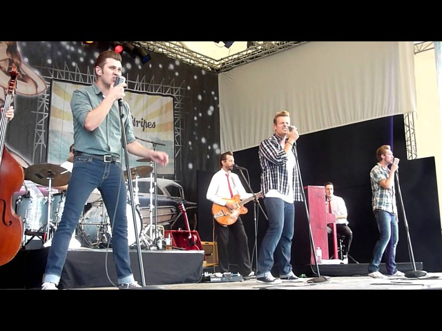 The Baseballs - I don´t feel like dancing, IGS Hamburg - Wilhelmsburg, 07.09.2013