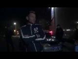 Перед концертом в ночном клубе Чили. Студия Диско-вояж и Андрей Уманчук гр. Hai-Men