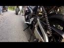 ❗ Обрыв цепи на мотоцикле ❗ Последствия 😳