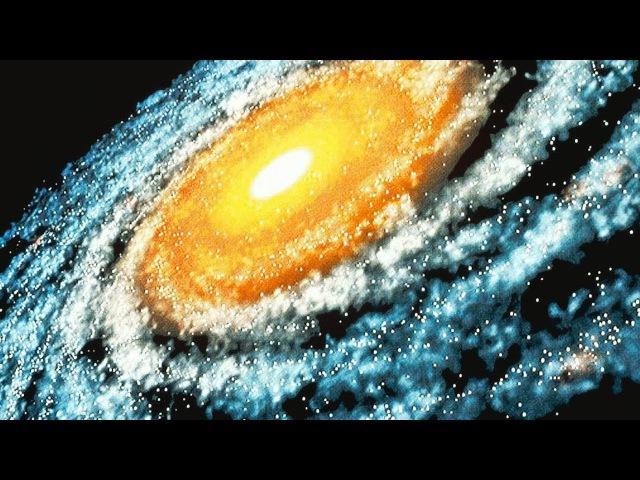 Царство чужих галактик. Млечный Путь и другие звездные системы. Космос, Вселенна...