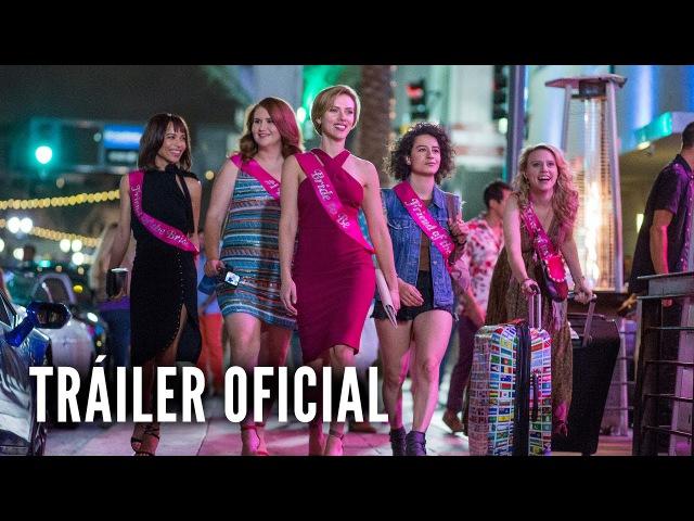 UNA NOCHE FUERA DE CONTROL. Tráiler oficial HD en español. En cines 21 de julio.