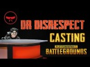 DR DISRESPECT casting SHROUD in PUBG (PlayerUnknown's Battlegrounds funny moments)