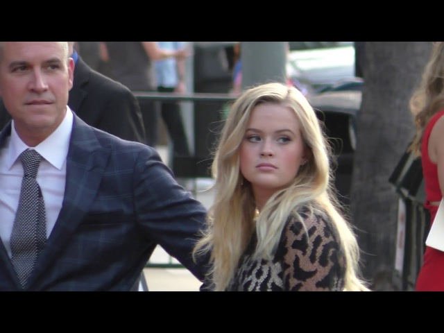 Ava Phillippe arriving to the Home Again Premiere at the DGA in West Hollywood