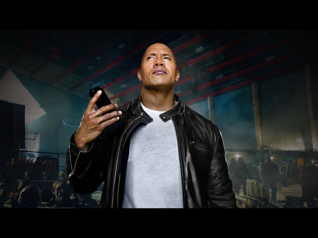 IPhone 7 The Rock x Siri Dominate the Day Apple
