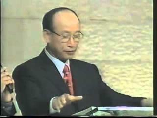 Богослужение - Дэвид Йонги Чо - Молитва - 2 часть