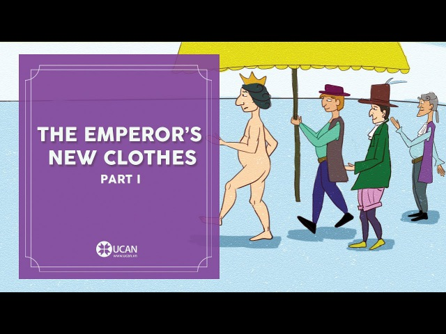 Learn English Listening | English Stories - 68. The Emperor's New Clothes