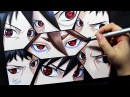 Speed Drawing SHARINGAN