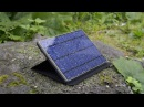 Solartab C: The World's First Solar Charger with USB-C