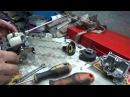 ремонт скутера РейсерRCT 50 QT-3 куб,чистим карбюратор.