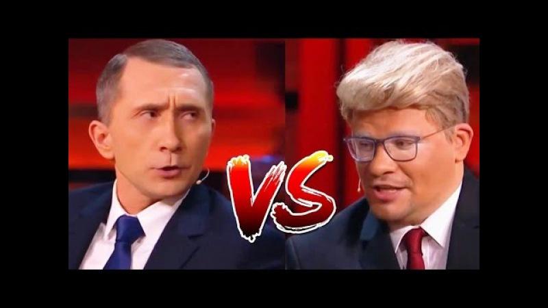 Путин и Трамп Харламов играют в Крокодила Камеди клаб 2017, до слез! Золотой номер 4