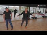 Mambo and Pachanga scratch movements - Captain Salsa