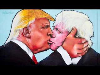 Most Awkward Funny Political Kisses ✔