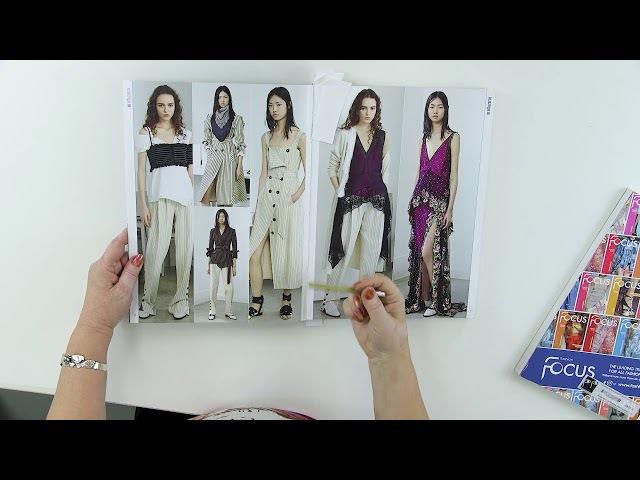 Обзор интересных моделей платьев в итальянских журналах Платья из модных журналов 2017 и 2018 года