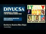 Nicola Di Bari - Guitarra Suena Mas Bajo