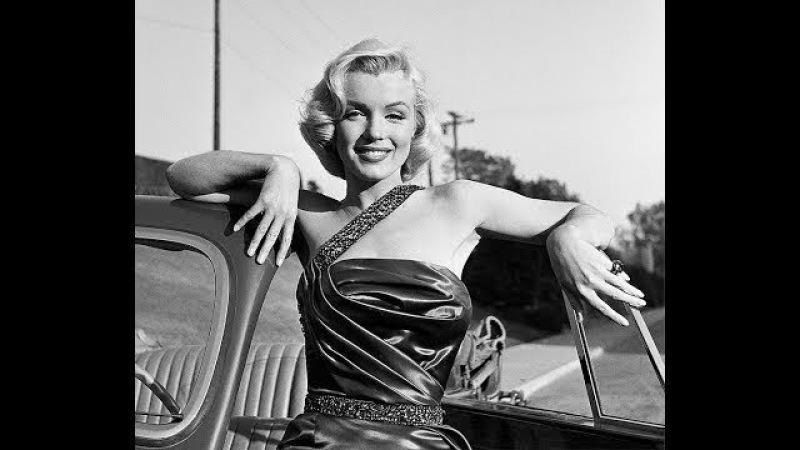 Мэрилин Монро : Секс-символ 50-х, певица и модель!