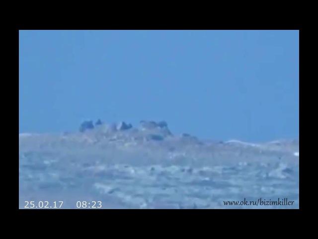 Azerbaycan esgeri ermeni işğalçılarını bele mehv etdi