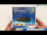 Видео обзор LORTON T2-18 HD