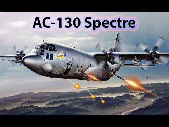 Strike Fighters 2 AC-130 Spectre