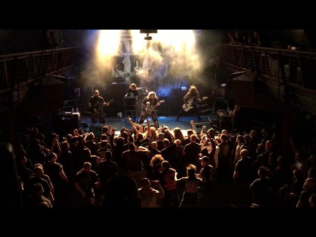 Soulfly Nailbomb Vai Toma No Cu live at DNA Lounge 10/08/17