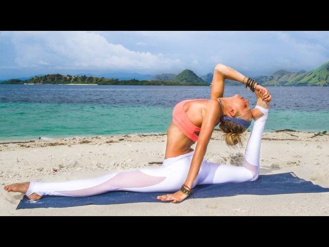 Yoga For Splits ♥ Release Tight Hips Increase Leg Flexibility