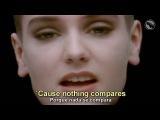 Sinead O'Connor - Nothing Compares 2 U - Subtitulado Espa