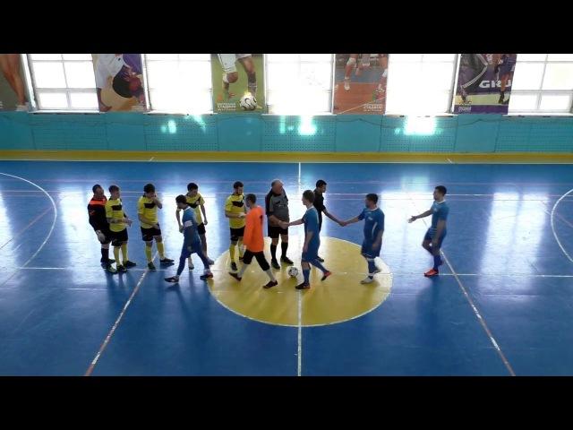 Вторая лига. 1-й тур.Профиль-Акрас- Газпром Химволокно 7-4