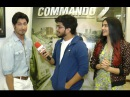 Exclusive Commando 2 Stars Vidyut Jammwal And Adah Sharma In A Candid Conversation