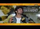 VIDYUT JAMWAL ADAH SHARMA COMMANDO 2 EXCLUSIVE INTERVIEW PTC Entertainment Show