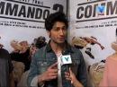 Commando 2 team Vidyut Jamwal interview VTV Gujarati