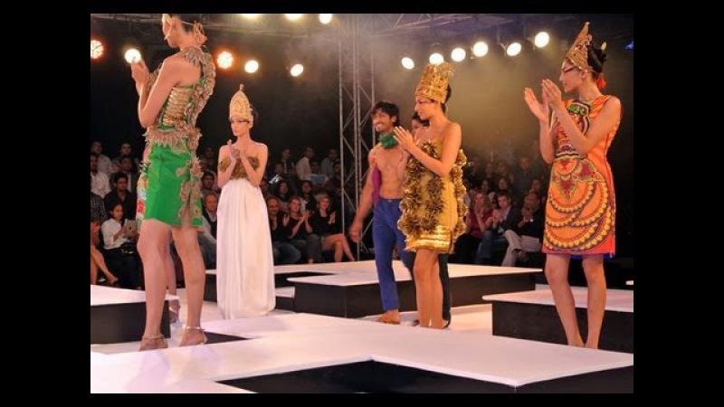 Vidyut Jammwal in Nida Mahmood - Blenders Pride Fashion Tour 2012, Delhi