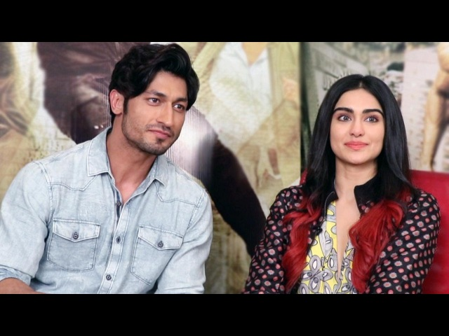 'Commando 2' lead actors Vidyut and Adah talk about black money, action sequences and catfights