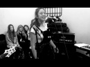 CoverStop people Open Kids. Арт-студия Искра. Репетиция с музыкантами.