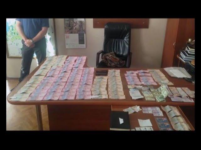 У Києві на хабарі «погорів» один з керівників Департаменту поліції охорони