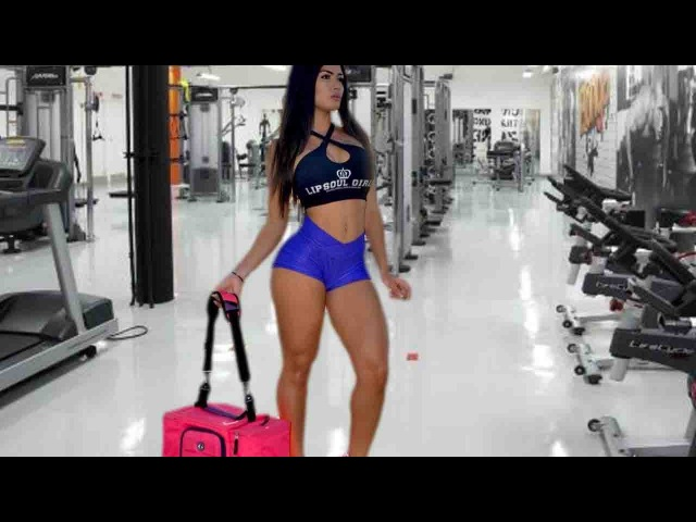 MICHELLEN CRISTINA Modelo Fitness Workout Mujeres Motivacion Fitness