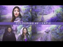 ● Colouring 8 - Lapis | Sony Vegas (3k Giveaway)
