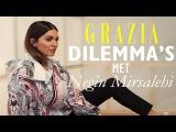 Dilemma's met Negin Mirsalehi