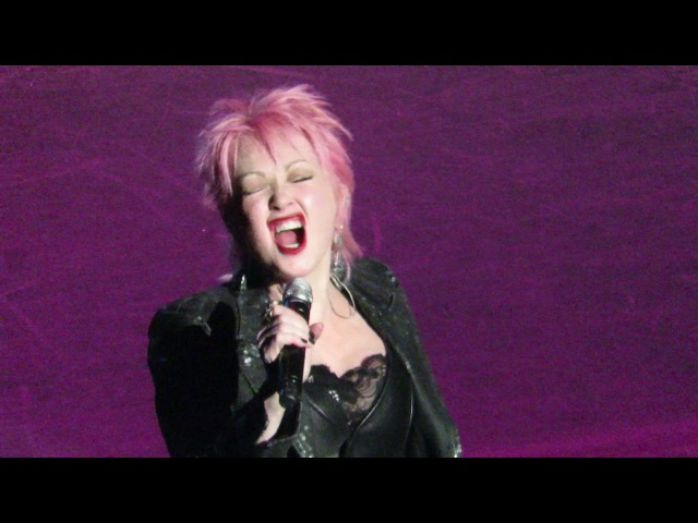 The Goonies 'R' Good Enough, Laura Jane Grace Cyndi Lauper @ the Beacon Theatre NYC 12.9.2017