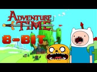 8-Bit:Adventure Time The Secret Of The Nameless Kingdom