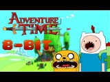 8-BitAdventure Time The Secret Of The Nameless Kingdom