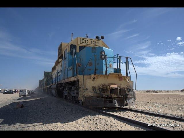 Mauritania Train Longest train in the world