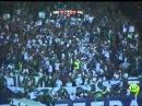 Gremio 0-2 Palmeiras, gol de Barcos, na Semi Final Copa do Brasil 13/06/2012