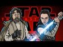 Star Wars The Last Jedi Trailer Spoof TOON SANDWICH