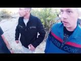 VLOG ● Быдло плюнуло на мотоцикл   Два четких мужика