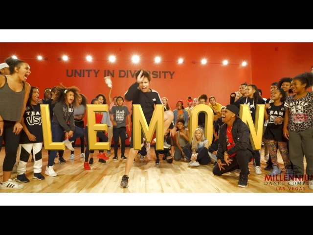 N.E.R.D Rihanna - Lemon | Phil Wright Choreography | Ig: @phil_wright_