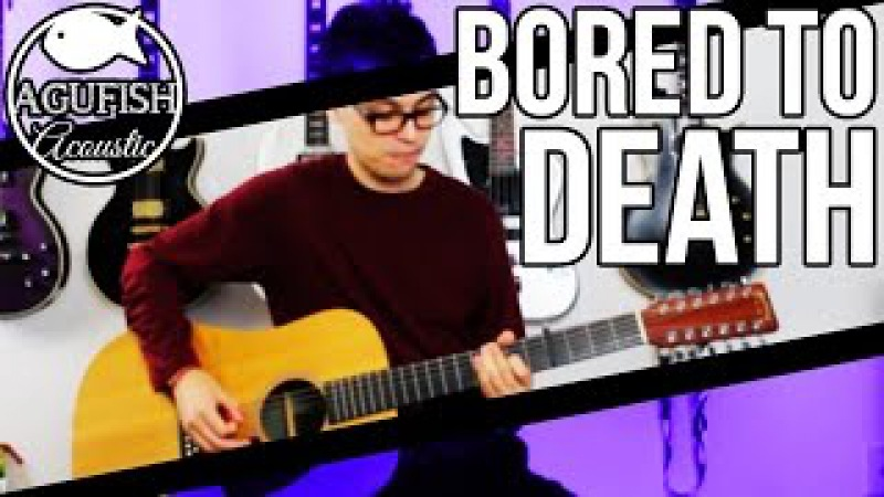 Blink-182 - Bored to Death | Acoustic Instrumental Cover