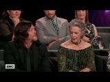 Talking Dead The Walking Dead Season 8 Premiere Highlights