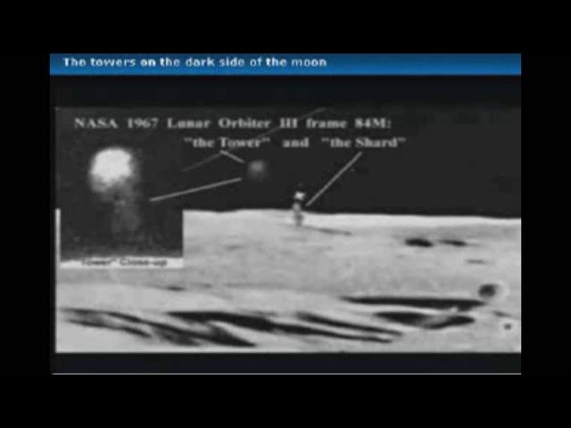 НЛО и сооружения на Луне. Фотоподборка часть 2.