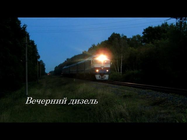 ДР1А-211 рейсом № 6893 Чернигов - Горностаевка.